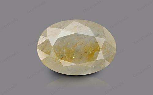 Yellow Sapphire - 3.60 carats