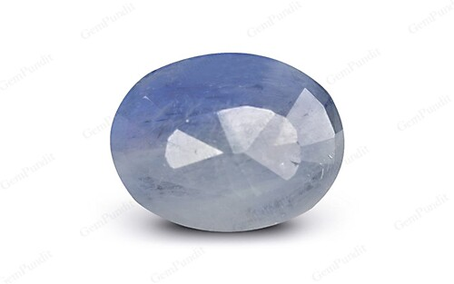 Blue Sapphire - 6.82 carats