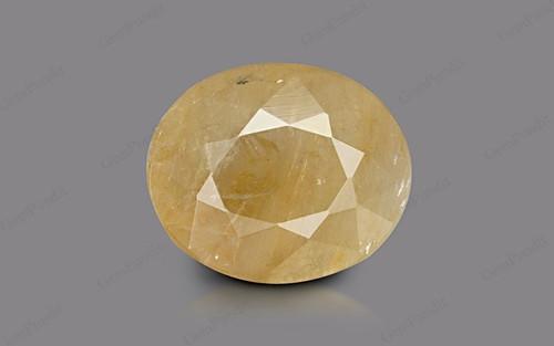 Yellow Sapphire - 4.27 carats
