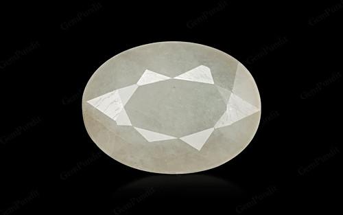White Sapphire - 5.07 carats