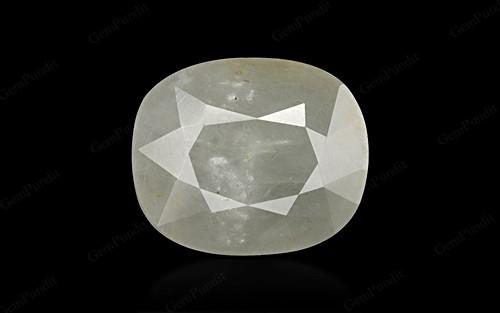 White Sapphire - 8.96 carats