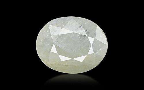 White Sapphire - 6.79 carats