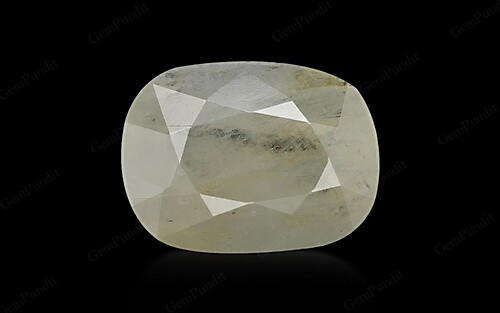 White Sapphire - 5.39 carats
