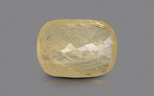 Yellow Sapphire - 5.77 carats