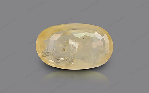 Yellow Sapphire - 4.51 carats