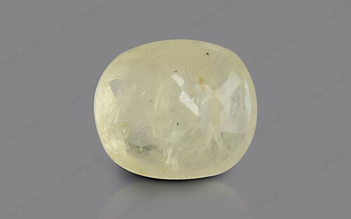Yellow Sapphire - 4.94 carats