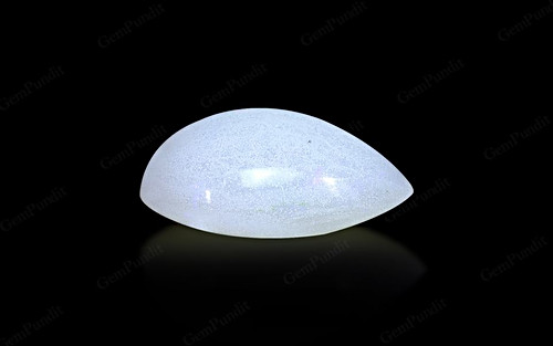 White Opal With Fire - 3.99 carats