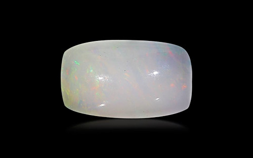 White Opal With Fire - 2.79 carats