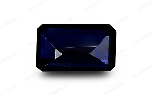 Blue Sapphire - 0.49 carats