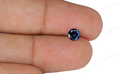 Blue Sapphire - 0.61 carats