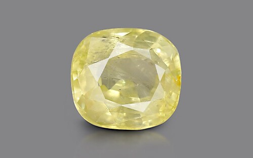 Yellow Sapphire - 6.05 carats