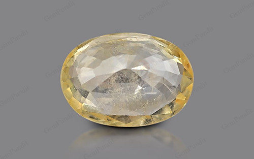 Yellow Sapphire - 5.94 carats