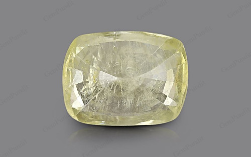 Yellow Sapphire - 5.93 carats