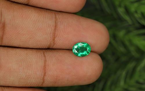 Emerald - 1.17 carats