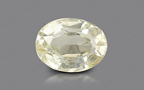 Yellow Sapphire - 1.08 carats