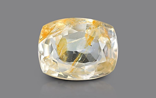 Yellow Sapphire - 0.99 carats