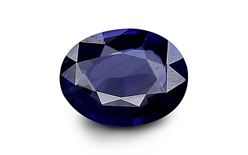 Blue Sapphire (Heated) - 0.73 carats
