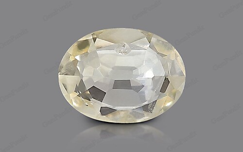 Yellow Sapphire - 0.76 carats