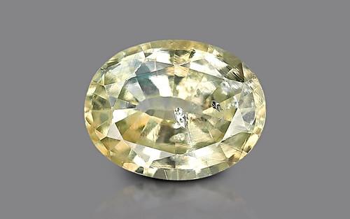 Yellow Sapphire (Heated) - 0.90 carats