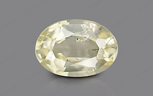 Yellow Sapphire - 0.78 carats