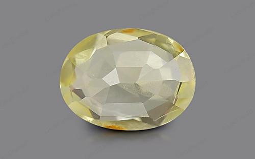 Yellow Sapphire - 0.68 carats