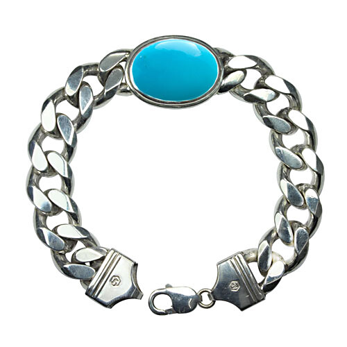 Luxury Salman Khan Bracelet (Thick Chain)