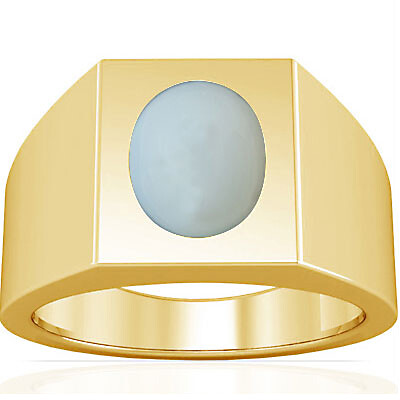 Moonstone Gold Ring (A13)