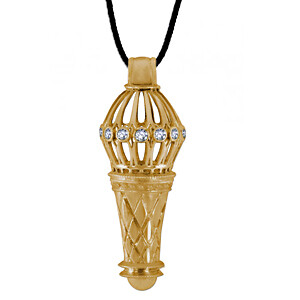 Bajrangi Bhaijaan Locket (Gold)