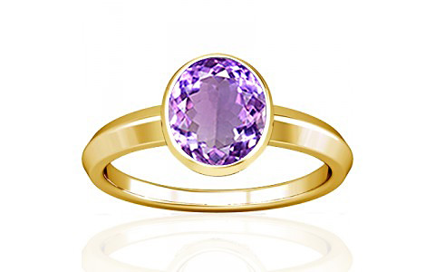 Amethyst Gold Ring (A1)