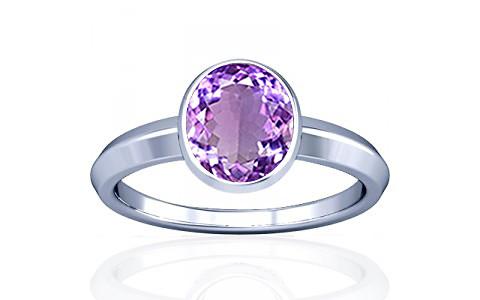 Amethyst Silver Ring (A1)