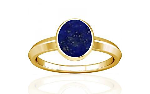 Lapis Lazuli Gold Ring (A1)