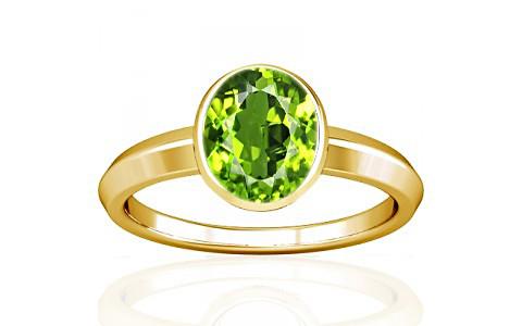 Peridot Gold Ring (A1)