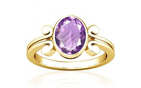 Amethyst Gold Ring (A10)