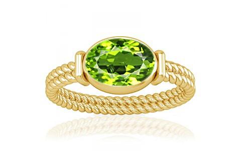 Peridot Gold Ring (A11)
