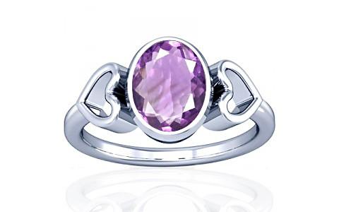 Amethyst Silver Ring (A12)