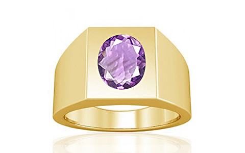 Amethyst Gold Ring (A13)