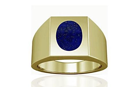 Lapis Lazuli Panchdhatu Ring (A13)