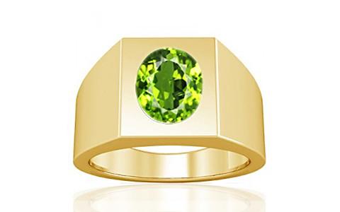 Peridot Gold Ring (A13)