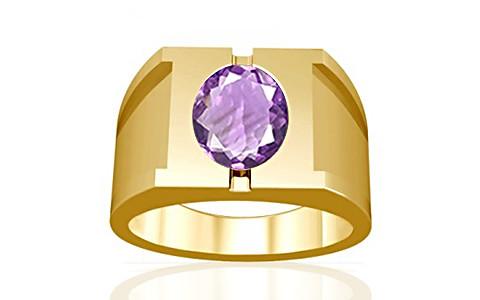 Amethyst Gold Ring (A15)
