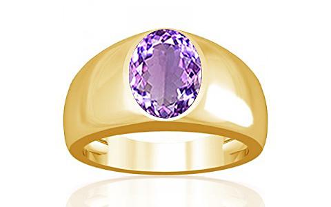 Amethyst Gold Ring (A16)