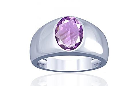 Amethyst Silver Ring (A16)