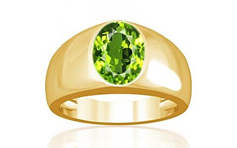Peridot Gold Ring (A16)
