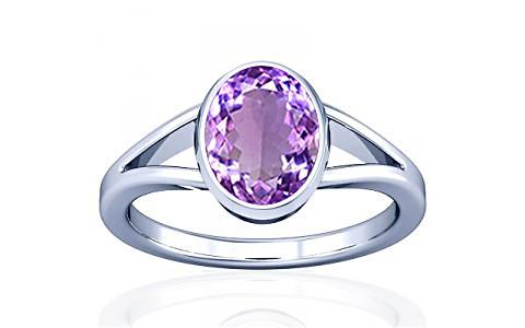 Amethyst Silver Ring (A2)