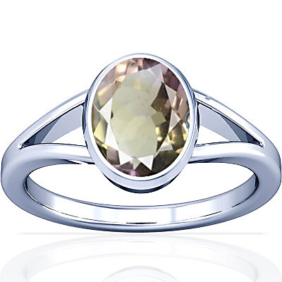 Ametrine Sterling Silver Ring (A2)