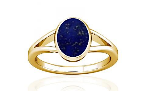Lapis Lazuli Gold Ring (A2)