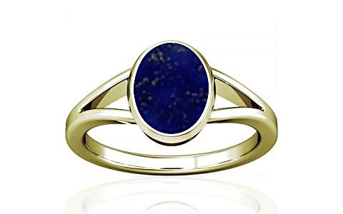 Lapis Lazuli Panchdhatu Ring (A2)