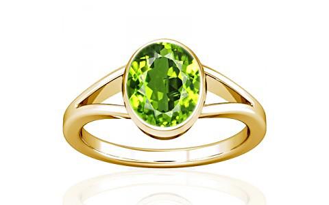 Peridot Gold Ring (A2)