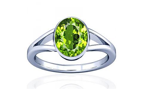 Peridot Silver Ring (A2)