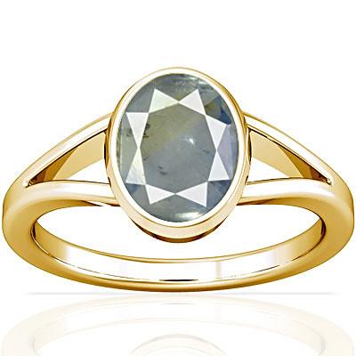 Pitambari Neelam Gold Ring (A2)