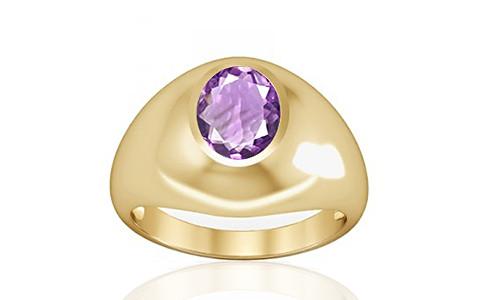 Amethyst Gold Ring (A3)